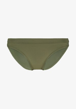 SURF ESSENTIALS FULL PANT - Bikini bottoms - olive