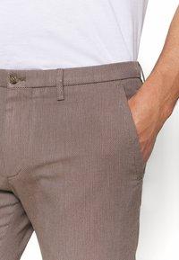 Cinque - CIBRODY TROUSER - Kalhoty - beige - 3