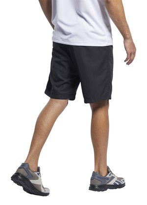 CLASSIC RIVER TEAMSPORTS CASUAL SHORTS - Shorts - black