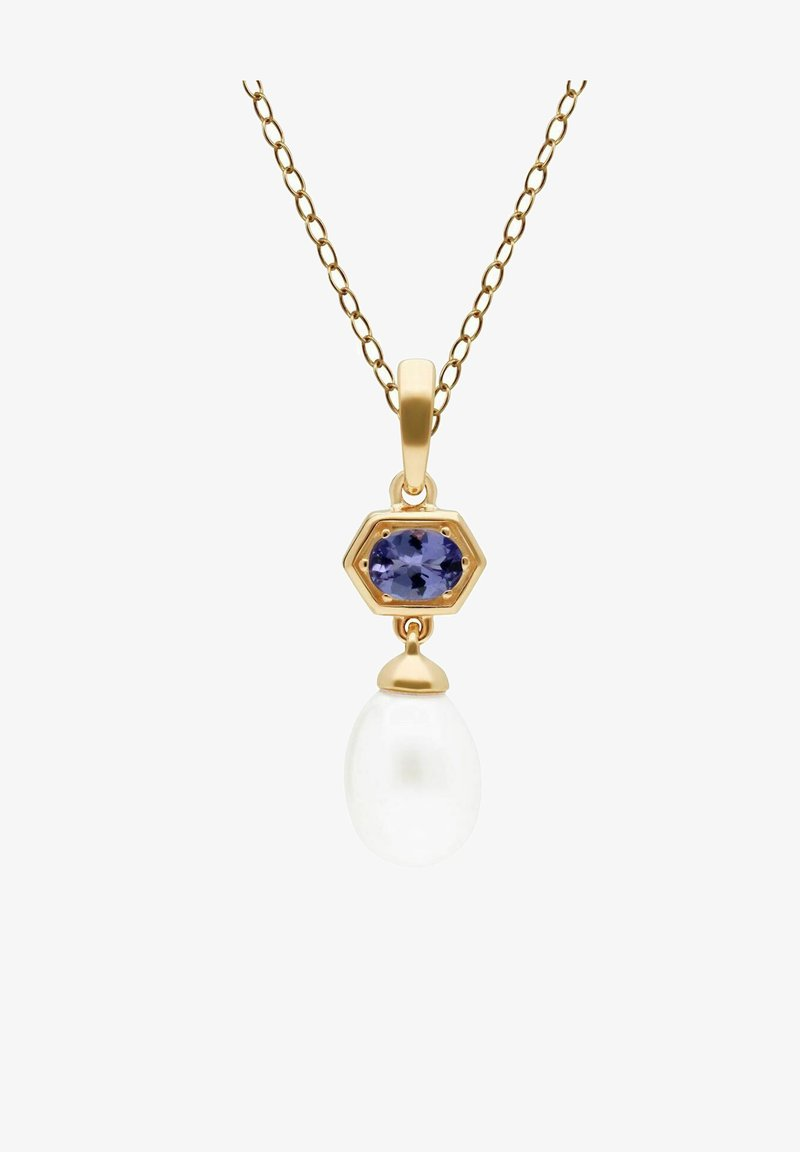 Gemondo - Necklace - purple
