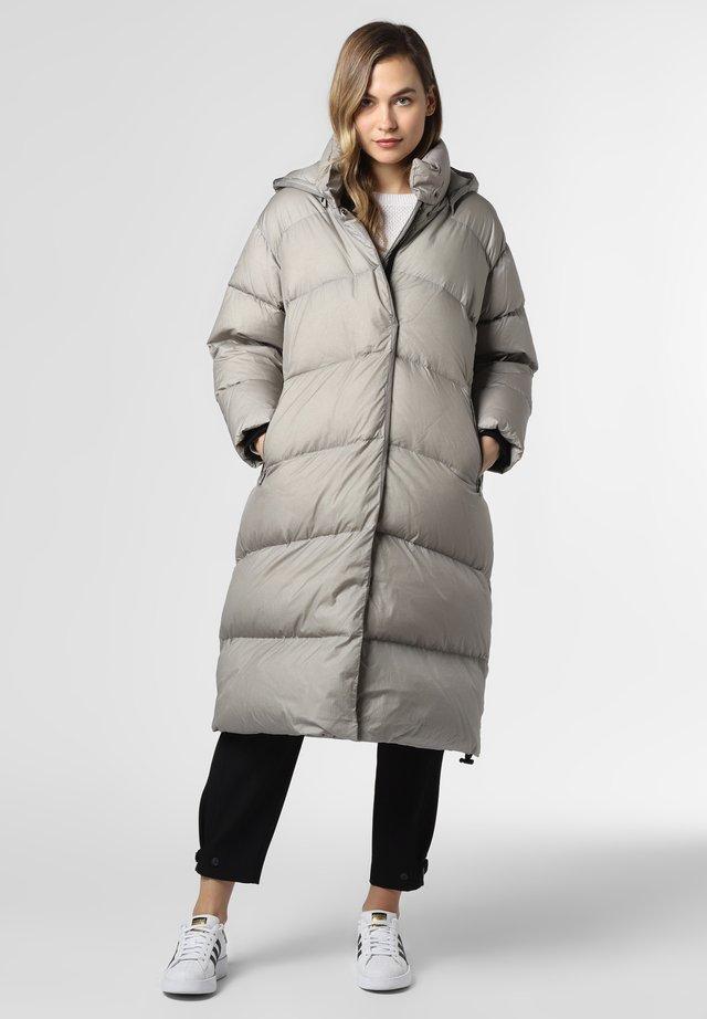 DAGMAR - Down coat - kitt