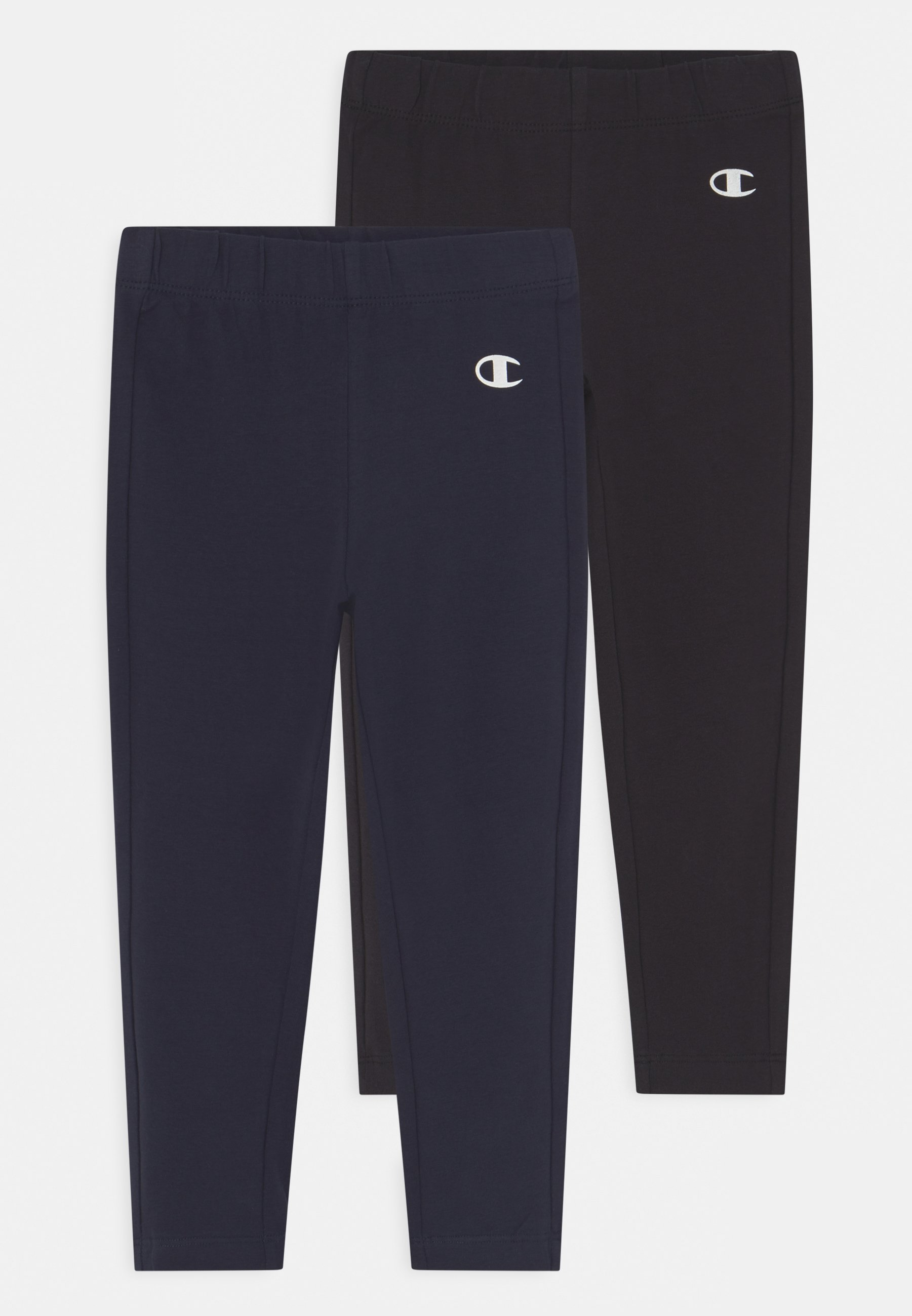 Kids AMERICAN CLASSICS PANTS 2 PACK UNISEX - Leggings - Trousers