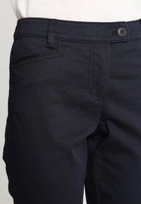 Marc O'Polo - LAXA - Trousers - thunder blue - 3