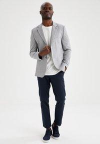 DeFacto - Blazer jacket - grey - 1