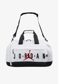 Jordan - AIR DUFFLE - Sportovní taška - white - 7