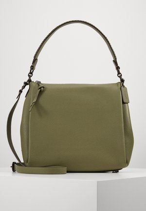WHIPSTITCH DETAIL SHAY SHOULDER BAG - Håndveske - light fern