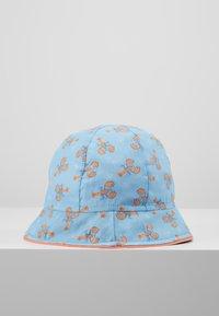 Maximo - MINI BOY FLAPPER - Hat - adria/orange - 4