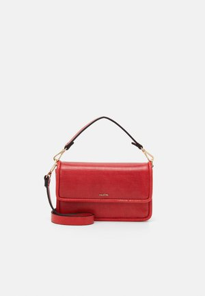 CROSSBODY BAG - Sac bandoulière - coral