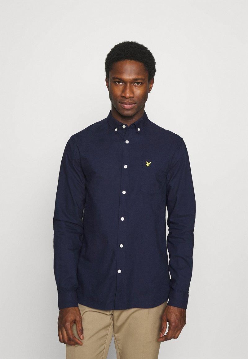 Lyle & Scott - OXFORD - Shirt - navy