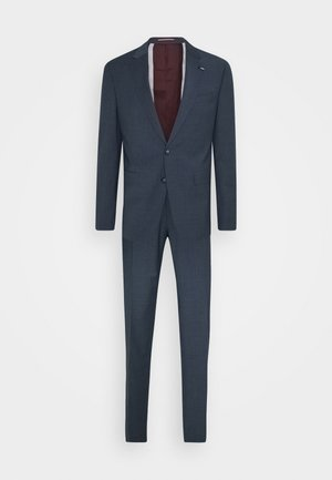 SLIM FIT SUIT - Costume - blue
