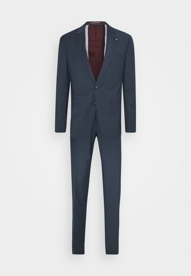 SLIM FIT SUIT - Completo - blue