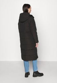 Superdry - LONGLINE EVEREST COAT - Winter coat - black - 2