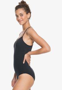 Roxy - BEACH CLASSICS  - Swimsuit - anthracite - 3