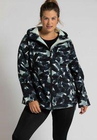 Ulla Popken - Soft shell jacket - multicolor - 0