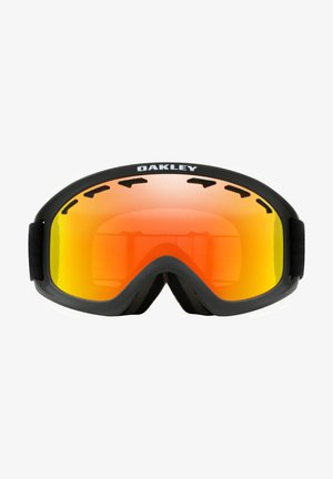 O FRAME 2.0 PRO XS - Sports glasses - matte black/fire iridium & persimmon