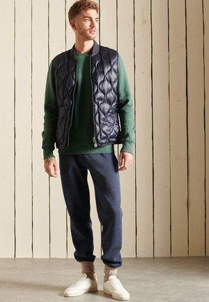 SUPERDRY - Sweatshirt - heritage pine green marl
