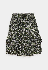 Tommy Jeans - TJW SMOCKED WAIST FLORAL SKIRT - Mini skirt - floral print - 6