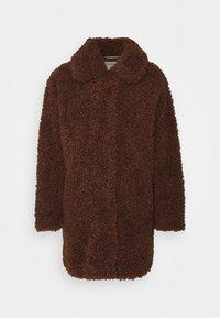 COAT - Zimní kabát - brown