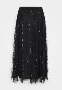 MAX&Co. - PREMESSA - Áčková sukně - black - 0