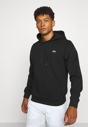 CLASSIC HOODIE - Jersey con capucha - black