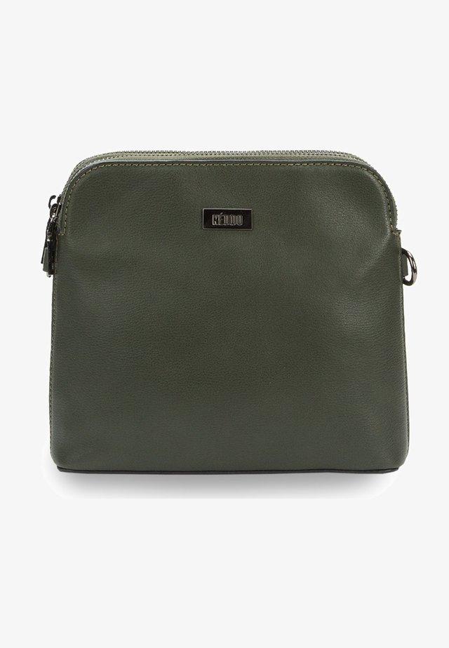 Sac bandoulière - dark green