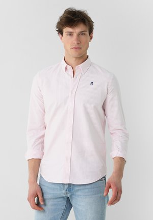 Shirt - pink stripes
