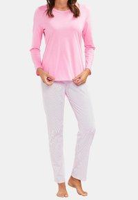 Rösch - Pyjama top - aurora pink - 1