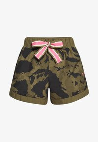 Puma - THE FIRST MILE SHORT - Sports shorts - burnt olive - 4