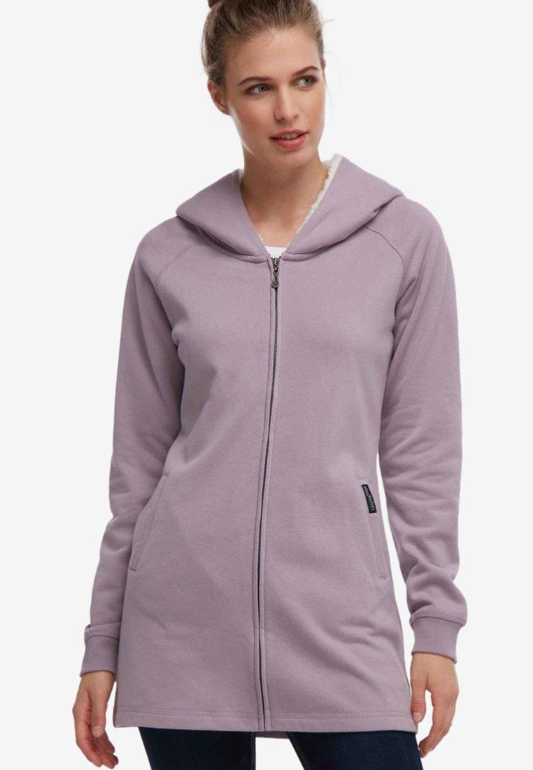 DreiMaster - Zip-up hoodie - light pink