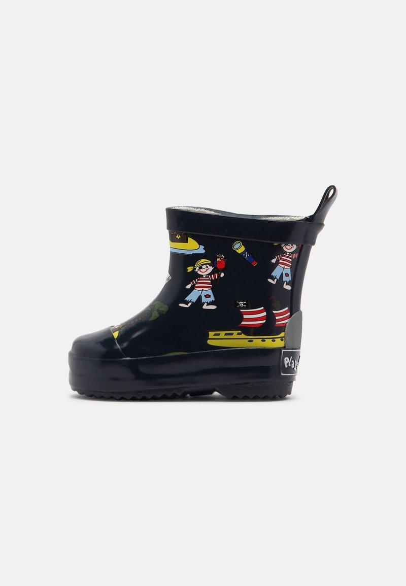 Playshoes - PIRATENINSEL - Wellies - marine