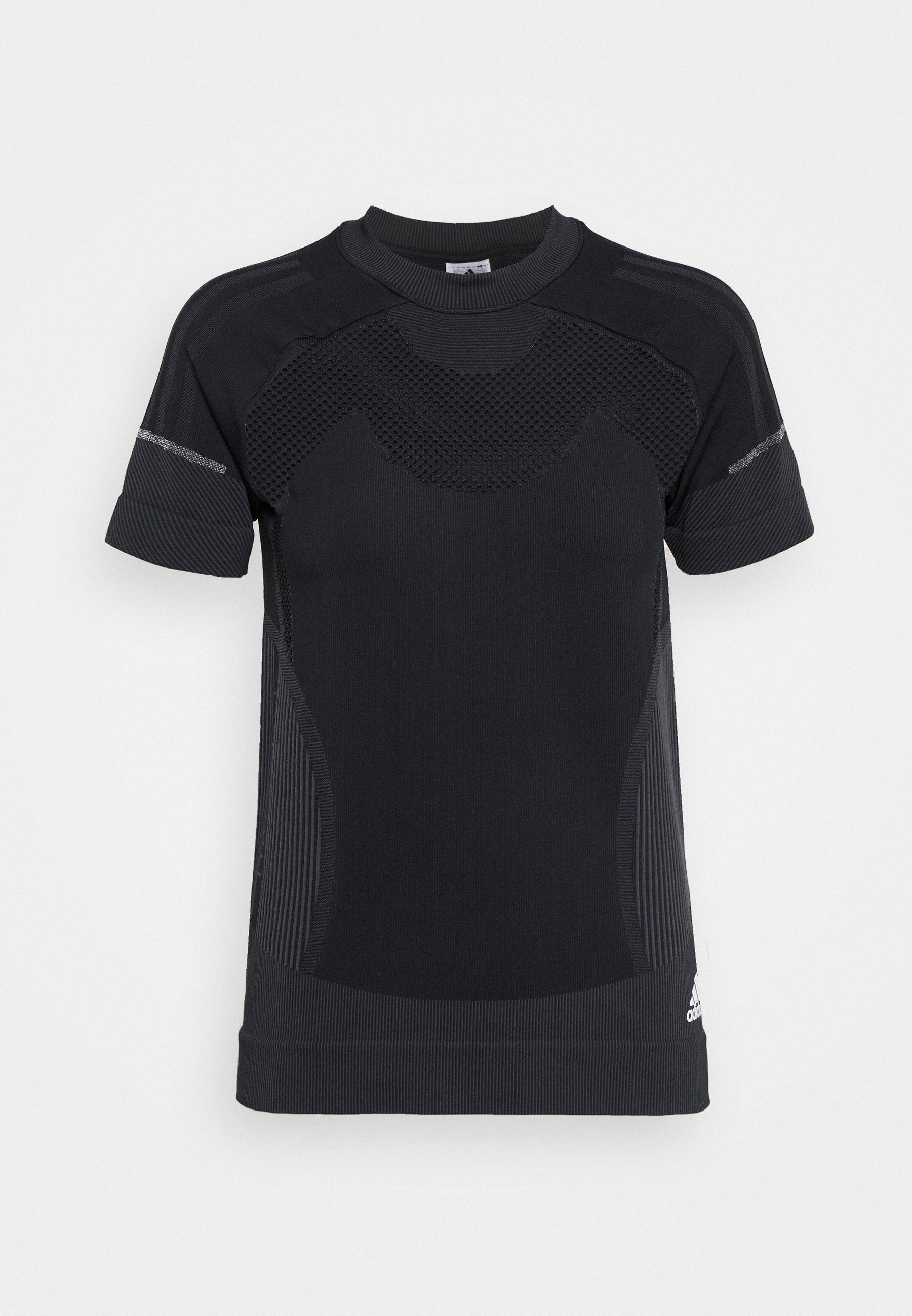 Femme PRIMEKNIT TEE W - T-shirt imprimé