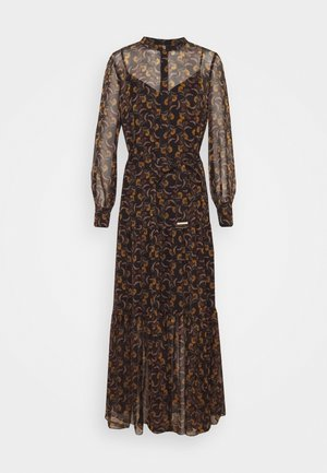 LETTII - Košilové šaty - black