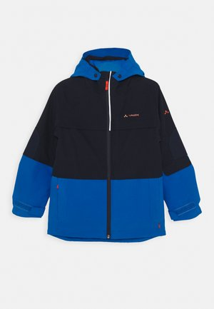 KIDS SNOW CUP 3IN1 JACKET II - Outdoor jacket - radiate blue