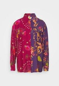Farm Rio - COSMIC FLORAL SHIRT - Button-down blouse - multi - 3