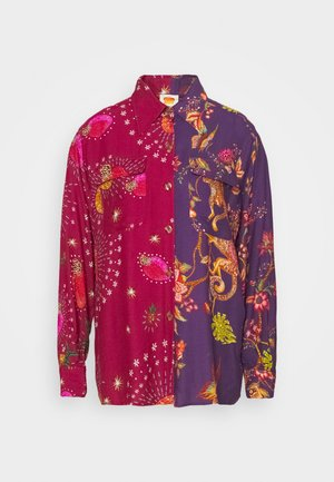 COSMIC FLORAL SHIRT - Button-down blouse - multi