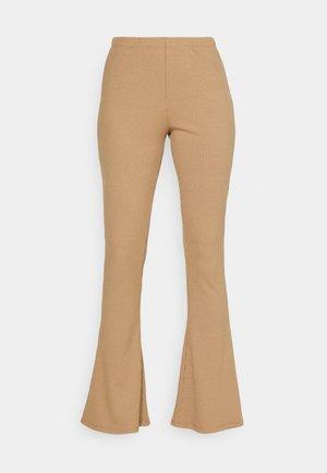 VIULA PANTS - Leggings - Trousers - tigers eye