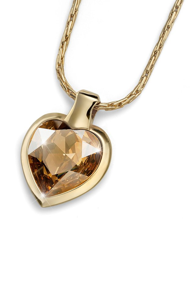 HEART - Collier - gold