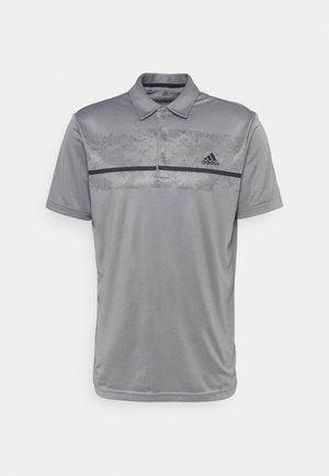 CHEST PRINT - Poloshirts - grey