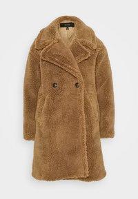 VMLYNNE JACKET - Short coat - tobacco brown