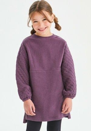 Abito in maglia - purple
