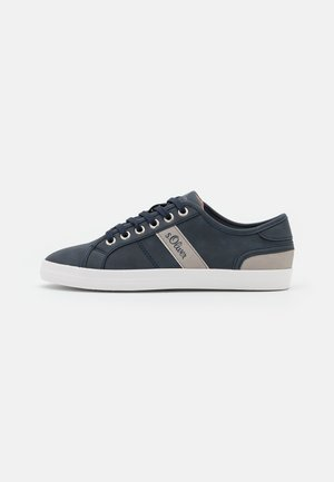 Trainers - navy/grey