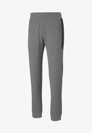 PUMA PORSCHE DESIGN MAND - Pantalon de survêtement - medium gray heather