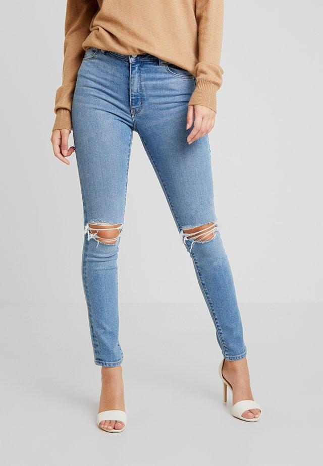 WESTCOAST ANKLE - Jeans Skinny Fit - kylie worn
