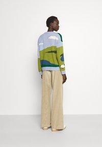WEEKEND MaxMara - GHIGLIA - Trousers - sand - 2