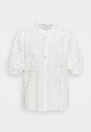 BARBINE SHIRT - Button-down blouse - white