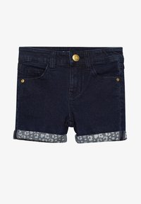 Esprit - Denim shorts - dark indigo denim - 0