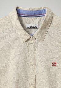 Napapijri - GREZAN - Button-down blouse - fantasy l - 3