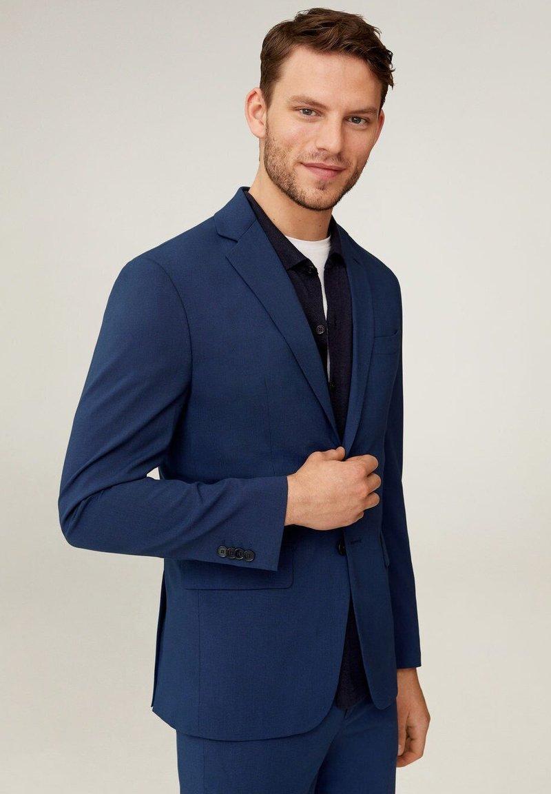 Mango - BRASILIA - Suit jacket - tintenblau