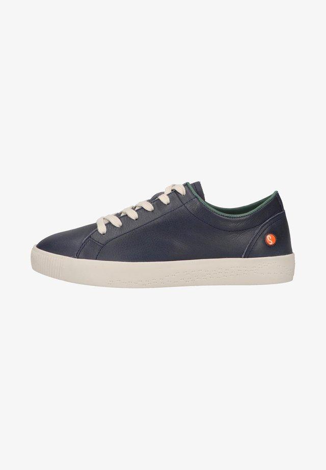 Sneakers laag - navy/aqua
