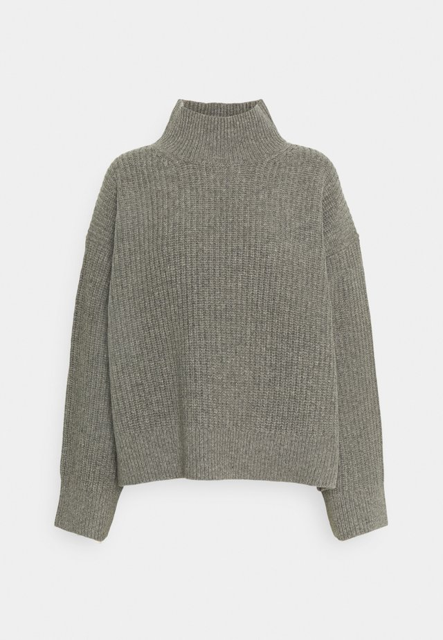 DIOON - Strickpullover - grey mel